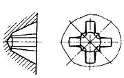 付図2115(2)Z形(ポジドライブ形)